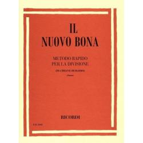 Pasquale Bona - Il Nuovo Bona. Metodo Rapido per la Divisione