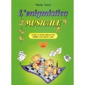 Vacca - l'enigmistica musicale 1 parte