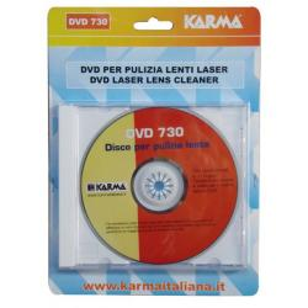 DVD 730 - Kit pulizia per DVD