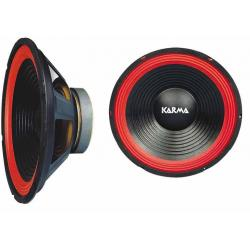 RED 10-25 - Coppia woofer 200W