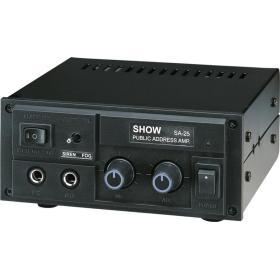 SA 25 - Amplificatore da 25W