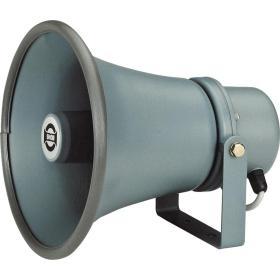 TC 15AH - Tromba in alluminio da 15W