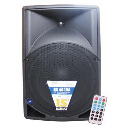 BX 6515A - Box amplificato 400W MP3