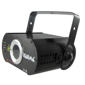 LASER 310RGB - Laser RGB con ILDA