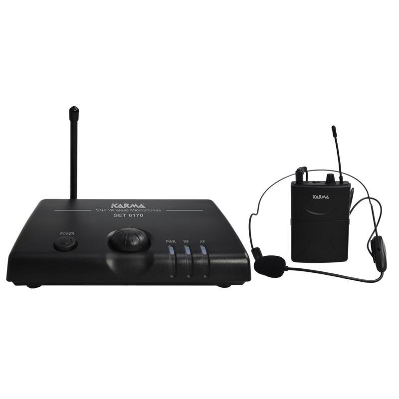 SET 6170LAV-C - Radiomicrofono ad archetto VHF