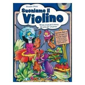 Giovanni Orsini - Suoniamo il Violino