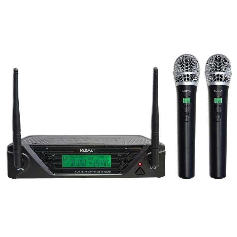 SET 7432 - Doppio radiomicrofono UHF