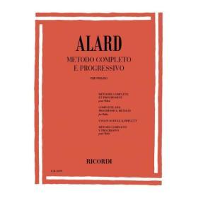 J. D. Alard - Metodo Completo e Progressivo per Violino