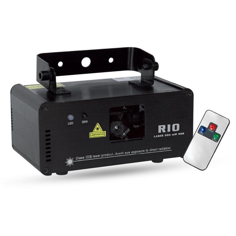 RIO - Laser RGB 500mW