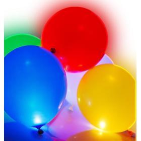 BLL 5 - Confezione 5 palloncini a led