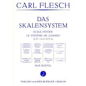 Carl Flesch - Das Skalensystem