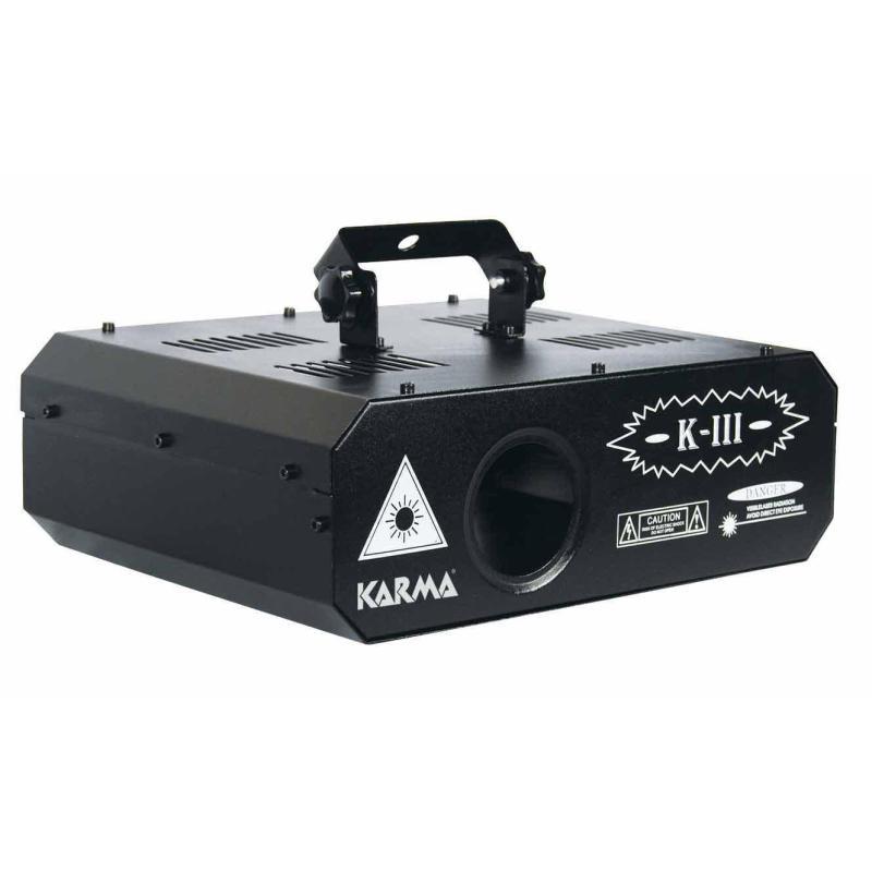 LASER 150 - Laser 3 colori professionale 150mW