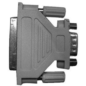 CP 8782 - Adattatore SERIALE DB9 F-DB25 M