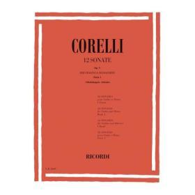 Corelli - 12 sonate