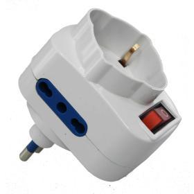 CC 9554 - Multipresa elettrica