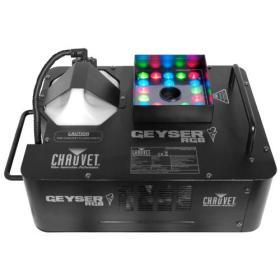 GEYSER RGB - Smoke machine verticale con leds