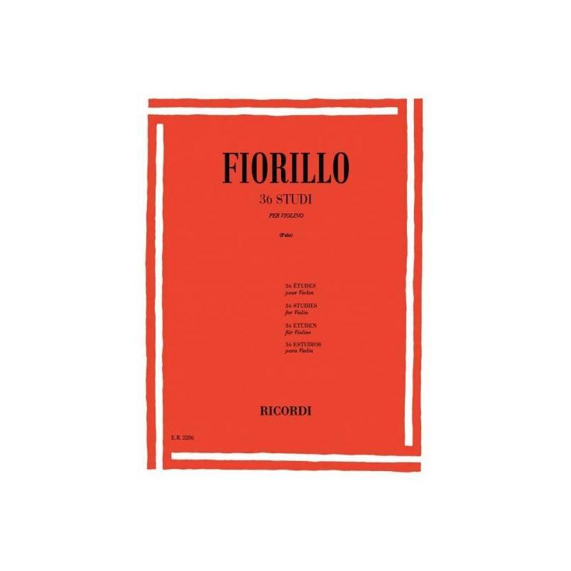 Fiorillo - 36 studi