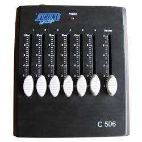 C 506 - Centralina DMX