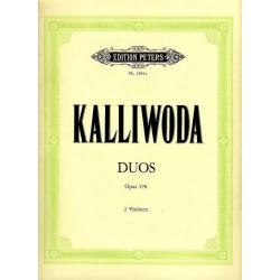 Johannes Wenzeslaus Kalliwoda - Duos (Op. 178)