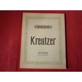 Rudolphe Kreutzer - Etüden.