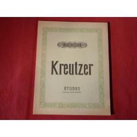 Rudolphe Kreutzer - Etüden