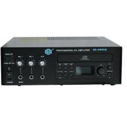 SA 450CD - Amplificatore da 30W con CD