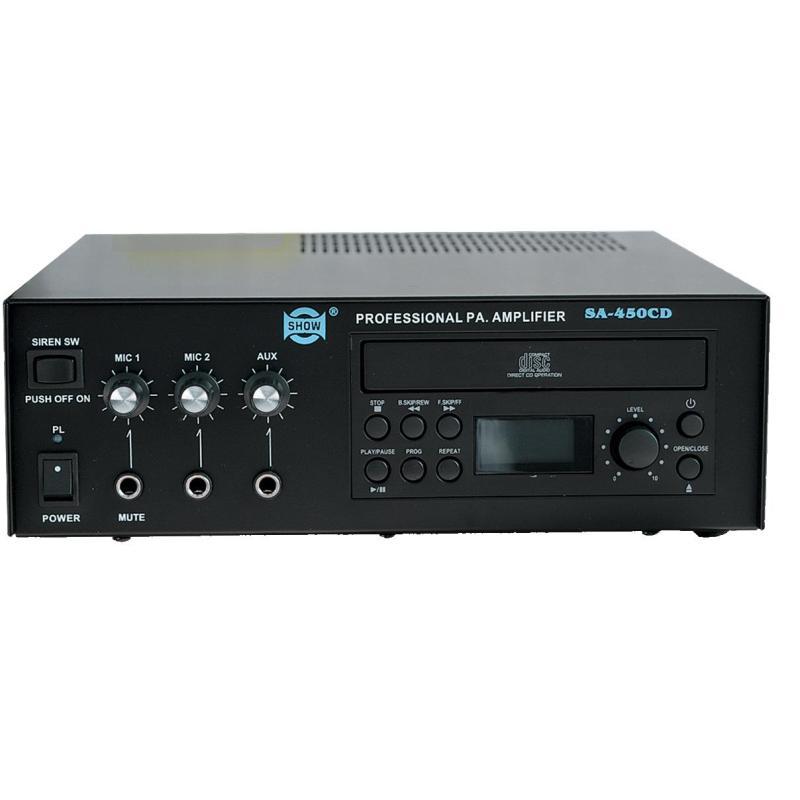 SA 450CD - Amplificatore da 30W con CD