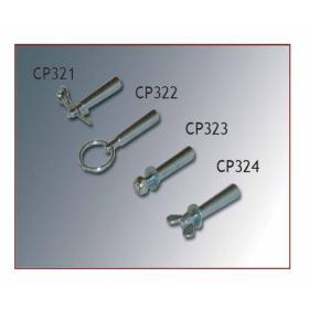 CP 321 - Accessorio TRIO 220 CONF. 24 PZ