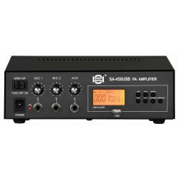 SA 450USB - Amplificatore 30W con Mp3