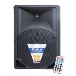 BX 6512A - Box amplificato 300W MP3