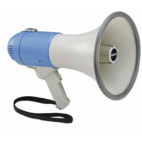 GT 1227SW - Megafono 25W con sirena e fischietto