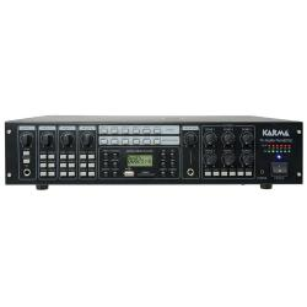 KARMA PAA 660TMZ - Amplificatore PA 6 zone