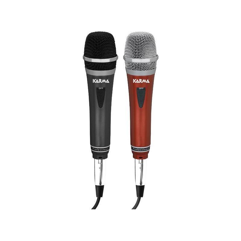 DM 522 - Kit 2 microfoni dinamici