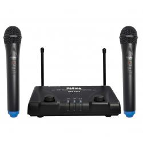 SET 6172A - Doppio radiomicrofono VHF
