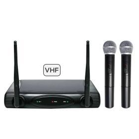 SET 6082B - Doppio radiomicrofono VHF