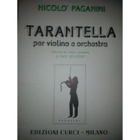 Paganini - Tarantella