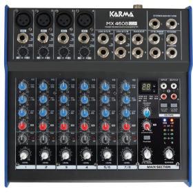MX 4608DSP - Mixer microfonico con DSP
