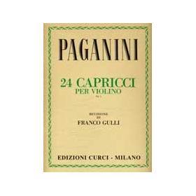 Niccolò Paganini - 24 Capricci per Violino (Op. 1)