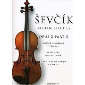 Otakar Sevcík - Violin Studies (Op. 2, Part 5)